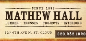 Mathew Hall Lumber